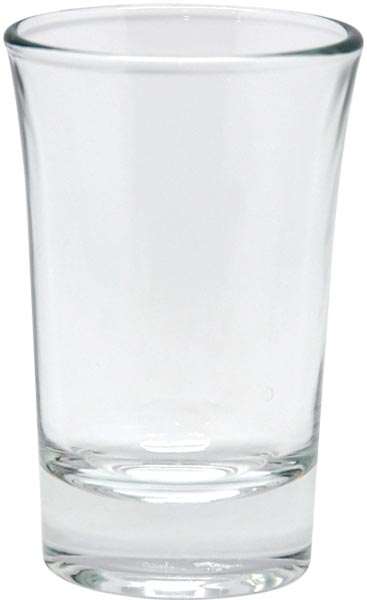 glass cup Ouro 5cl